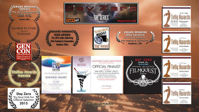 Day Zero series film festival awards